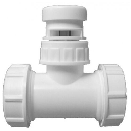 Вентиляційний клапан 1 з Т-подібним зєднанням DN32 х 54 Hutterer Lechner GmbH